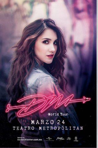 Dulce María tour