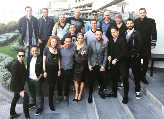 Kabah prepara gira por su 25 aniversario