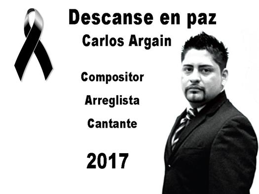 Carlos Argain