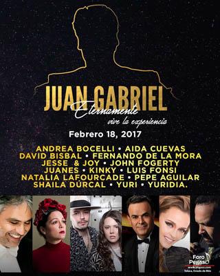 Juan Gabriel Eternamente