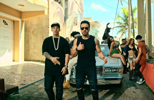 Luis Fonsi y Daddy Yankee en video Despacito