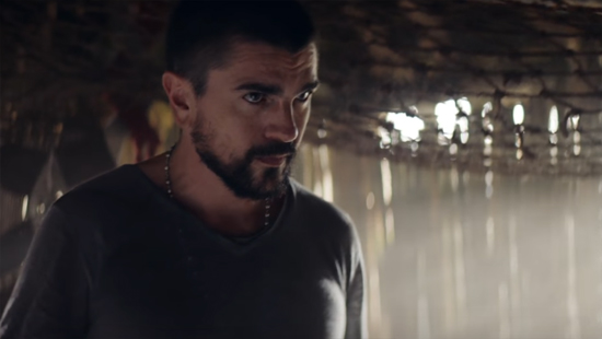 Juanes en video Hermosa Ingrata
