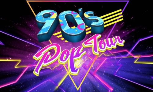Fey, Alex Syntek, OV7 y JNS en el 90´s pop tour