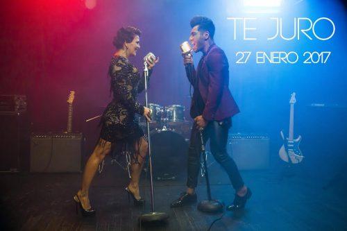 Estreno de Te juro de Samo con Alejandra Guzmán 27 de enero