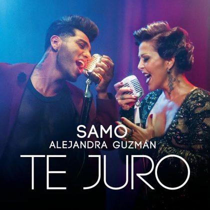 Estreno de video Te Juro de Samo con Alejandra Guzmán 10 de febrero