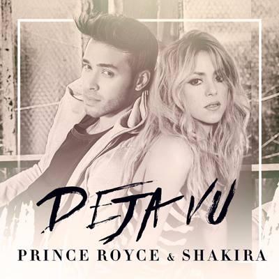 Price Royce Shakira Deja vu