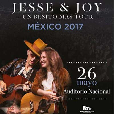 Jesse & Joy en CDMX