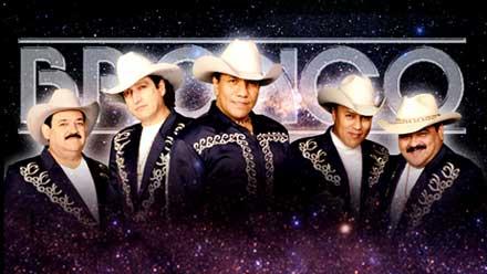 Bronco lanza nuevo disco Primera fila