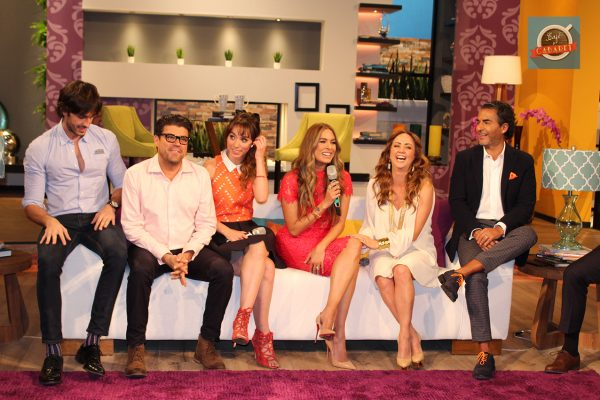 Equipo de Hoy con Andrea Legarreta, El Burro, Raúl Araiza y más