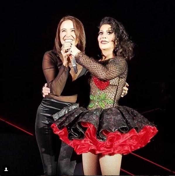 Alejandra Guzmán y Majida Issa