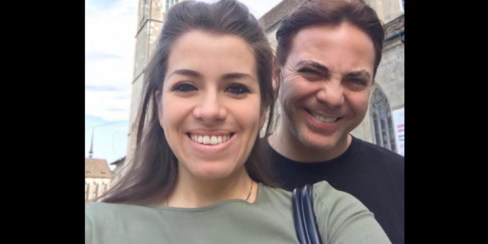 Cristian Castro y Carol Urbán