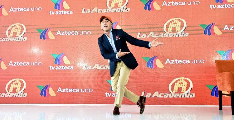 Adal Ramones en Azteca