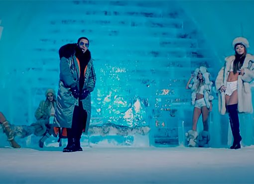 Daddy Yankee en video Hielo