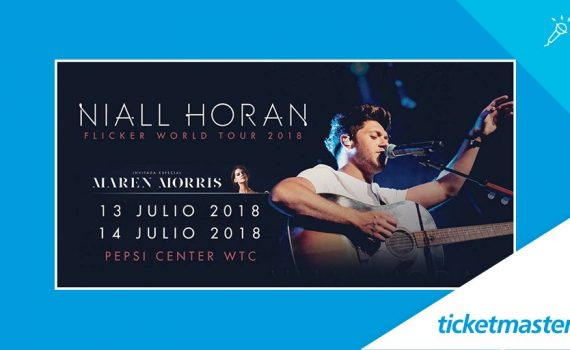 Niall Horan en México