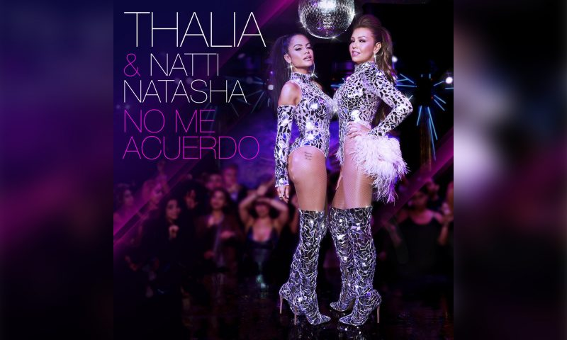 Thalía y Natti Natasha