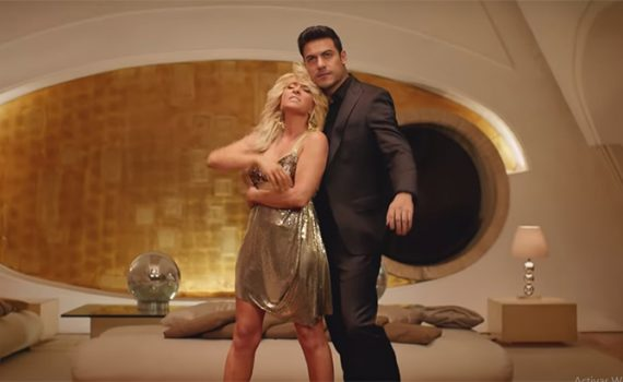 Carlos Rivera y Yuri en video Ya no vives en mí